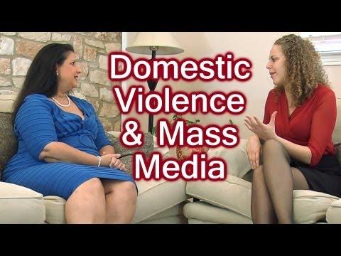 Domestic Violence, Mass Media & Pop Culture.